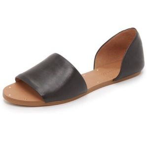 Madewell Thea Sandal in Leather!